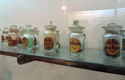 Colecţia de Istorie a Farmaciei din Cluj