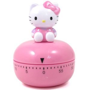 Kitchen Timer | Community Post: Hello Kitty Merchandise Takeover From Hell…