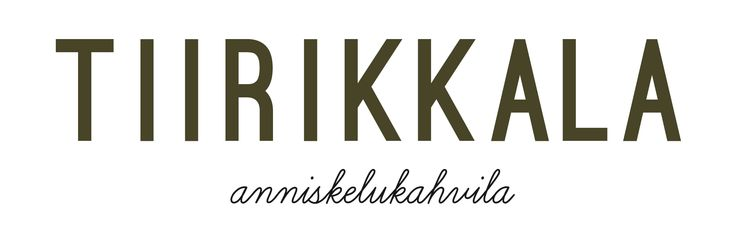Avoinna Ma–ti 10–24 Ke–to 10–01 Pe–la 10–02 Su 12–24 www.tiirikkala.fi