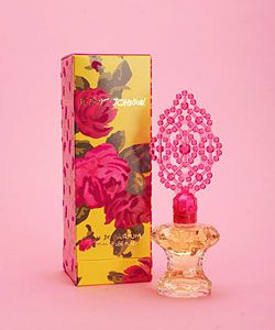 Betsy Johnson is the second in my top three favorite perfumes, wonderfully floral like chanel with hints of sweet. Lovely.