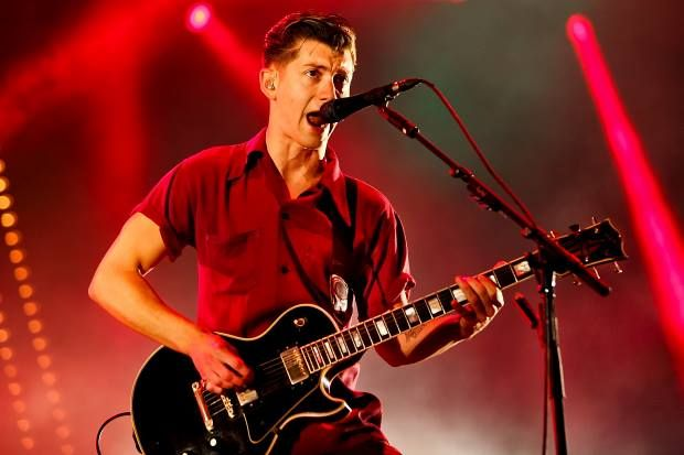 Arctic Monkeys 2013