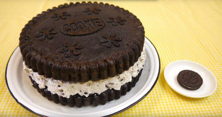 oreo keksz torta