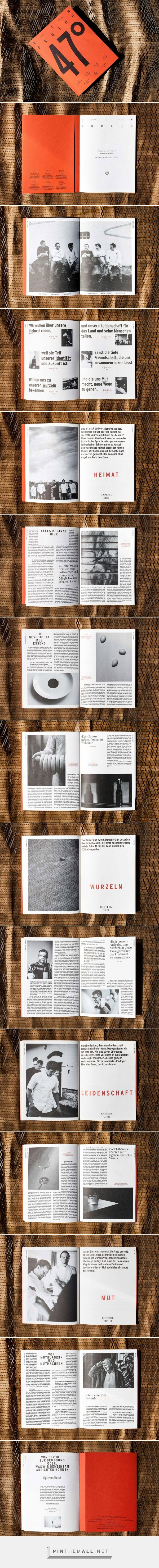 47 Grad on Behance... - a grouped images picture - Pin Them All