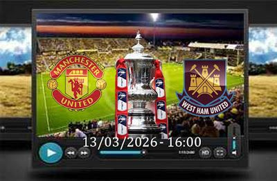 Manchester United Vs West Ham United live stream free