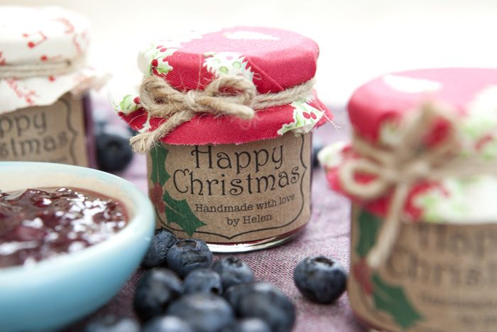 Homemade Christmas present idea