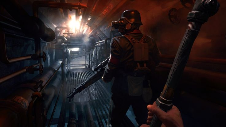 Bethesda Announces Wolfenstein: The Old Blood, Prequel to The New Order  As a standalone title, Wolfenstein: The New Blood will feature BJ Blazkowicz's adventures predating the events of Wolfenstein: The New Order.  http://thegamefanatics.com/2015/03/bethesda-announces-wolfenstein-the-old-blood-prequel-to-the-new-order/ ---- The Game Fanatics is a completely independent, US based video game blog, bringing you the best in geek culture and the hottest gaming news. You