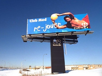 1993-2000 OUTDOOR ADVERTISING EXPLODES IN SUBURBS  Omni signs agreements with over 30 major Quebec cities to develop outdoor advertising networks. In so doing, the cities move beyond traditional outdoor advertising. #OOH #Outdoor #Advertising #Network