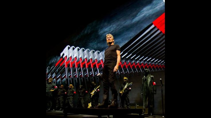 """Roger Waters """"The Wall"""" Live - Greatest Show on Earth- High Quality"""
