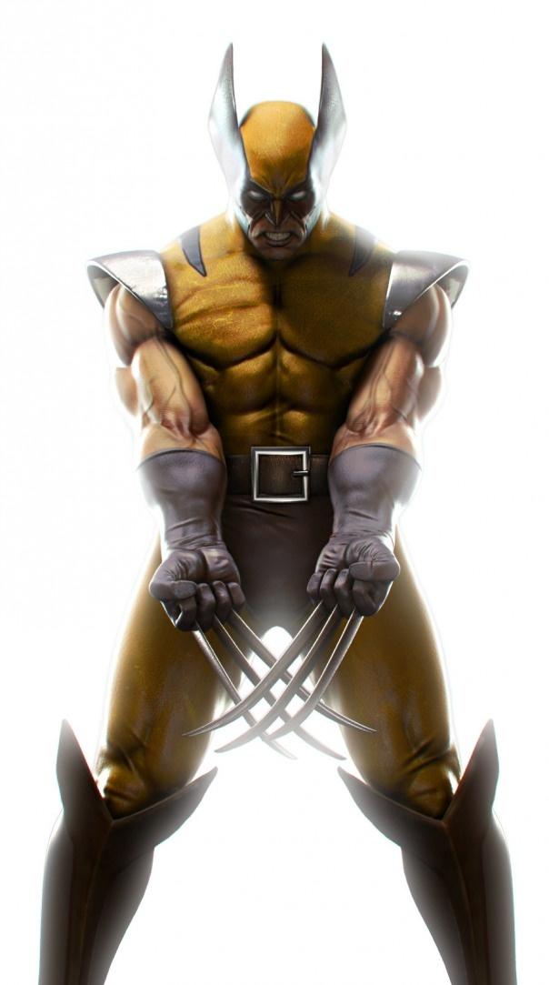 Wolverine, by Marko Djurdjevic