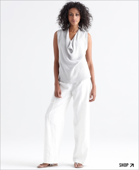 Looks I Love at Eileen Fisher