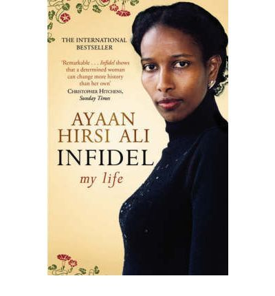 The astonishing and bestselling life story of the renowned campaigner for religious tolerance and women's rights, Ayaan Hirsi Ali. I will right my undergrad thesis on women's rights in Islam this could come in handy