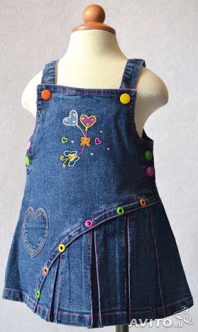детский сарафан из старых джинсов выкройка: 25 тыс изображений найдено в Яндекс.Картинках