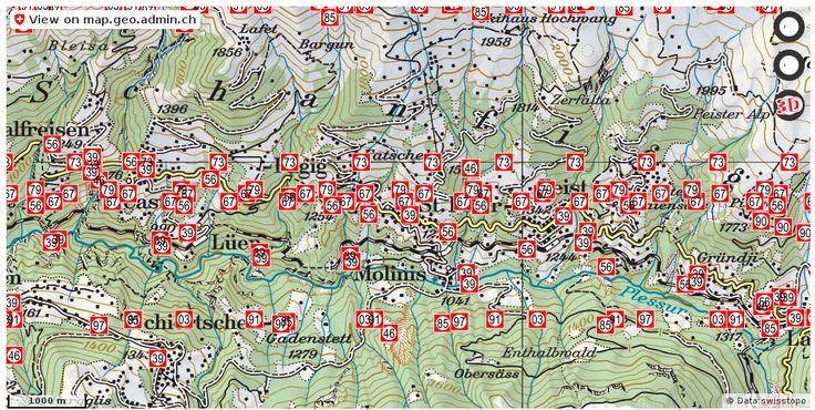 Arosa GR Luftbilder drohne http://ift.tt/2EFND5k #geodaten #swiss