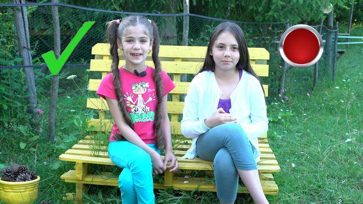 Isabella Damla Güvenilir ve arkadaşı Ceren'in neşe dolu tekerleme videoları için: https://www.youtube.com/watch?v=X72pnalU0BU