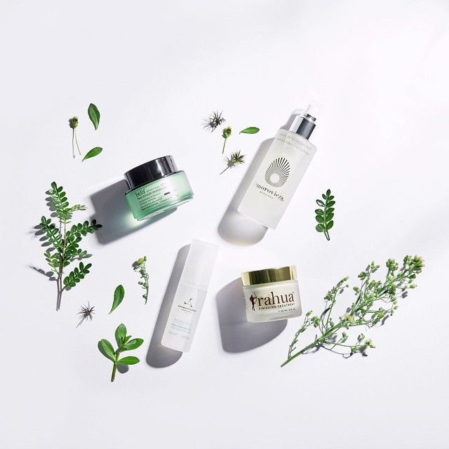 #LCDiscover - Go #green this #summer with #natural #skincare products that provide results without harming the #environment, or your health. #lanecrawford #newseason #SS15 #ReInterpret #beauty #rahua #aromatherapy #omorovieza #belif