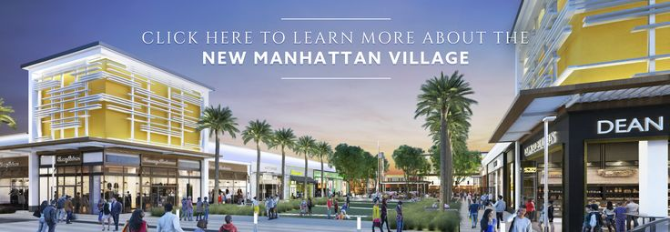Manhattan Village, a premier shopping destination in Manhattan Beach, California, offers premium shopping, dining, and entertainment for all ages.