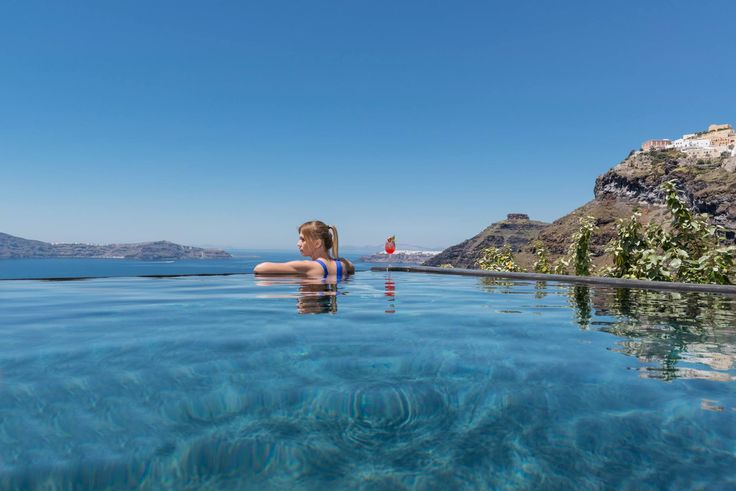 Andronis Honeymoon Suites | Santorini,Fira