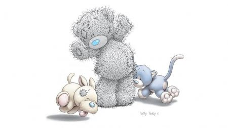 Tatty Teddy - Cute Animals Wallpapers and Images - Desktop Nexus ...                                                                                                                                                                                 More