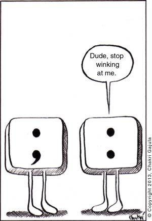 25+ best ideas about Punctuation humor on Pinterest | Grammar ...