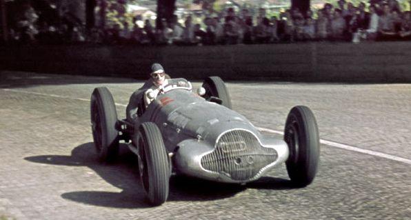 Grand Prix Cars - Mercedes-Benz W 154