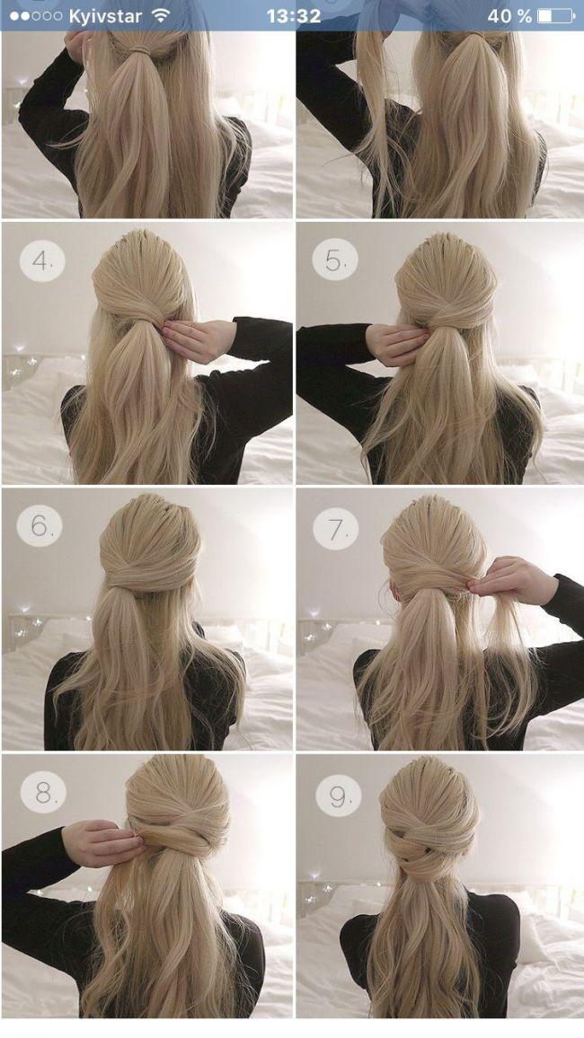 Easy Peasy Hair Hair In 2018 Pinterest Hair Hair Styles And Hair Beauty Hair Styles Long Hair Styles Pinterest Hair