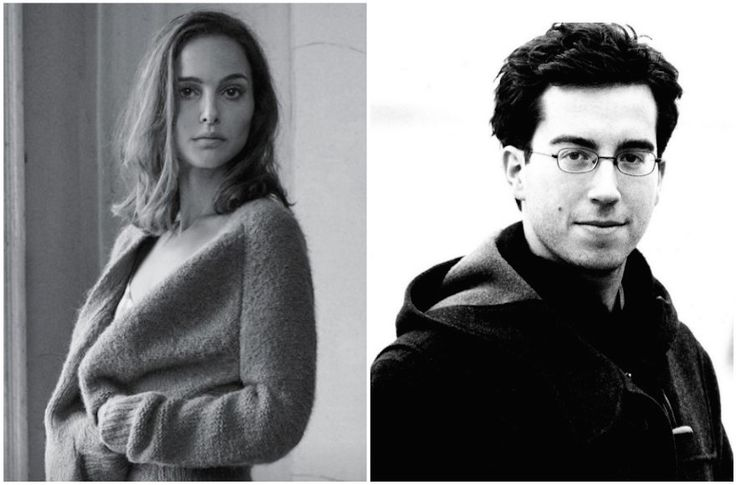 Natalie Portman and Jonathan Safran Foer have rekindled their email correspondence. (Screenshots from Twitter)