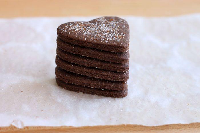 Scientifically Sweet: Hot Chocolate HeartsHot Chocolate