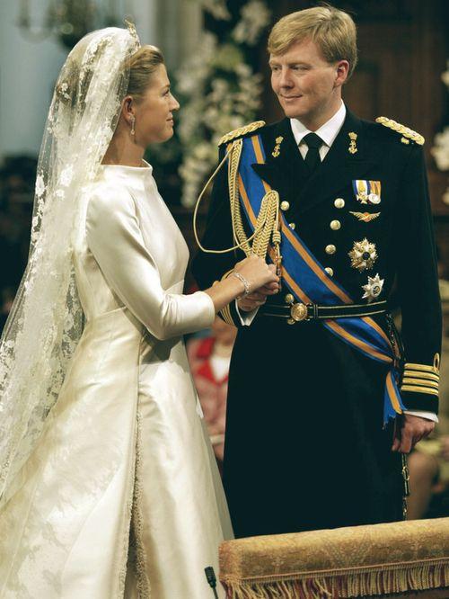 Wedding of Willem-Alexander, Prince of Orange and Máxima Zorreguieta Cerruti