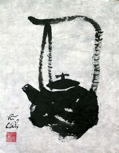 Vietnamese calligraphy and painting