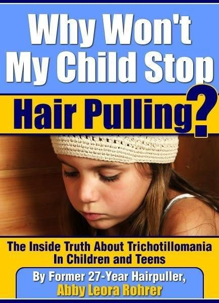 32 best images about Trichotillomania on Pinterest ...