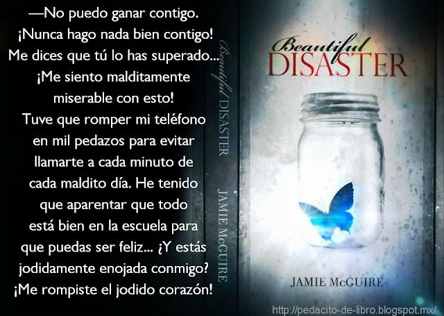 Pedacito de libro: Beautiful Disaster # 23