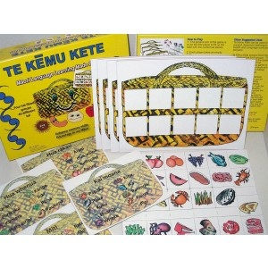 Maori version of the shopping trolley game