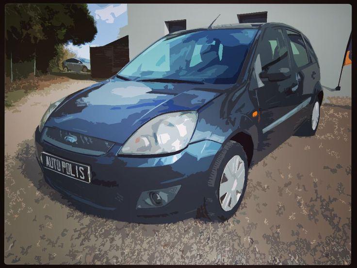 Ford Fiesta IV (2) 1.4 TDCI Senso, 12/2006, 129.546 Km, 3950€ #petitprix #occasion #jeuneconductrice #jeuneconducteur #CGofferte