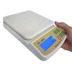Balanza Electronica Digital Hogar Comercio 1gr A 5kg - Gtia - $ 84,00