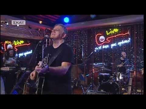 Νίκος Πορτοκάλογλου - Παιχνίδια με τον διάβολο (Amstel Live)