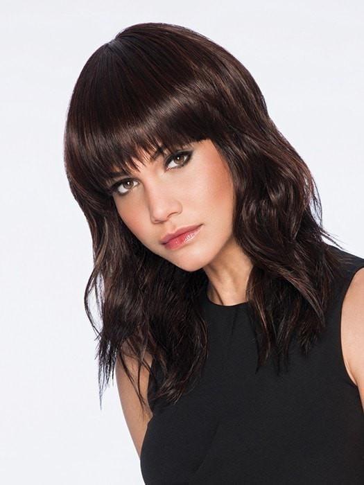 25 beautiful black cherry hair color ideas on pinterest black wave cut wig by hairdo color r435s black cherry urmus Images
