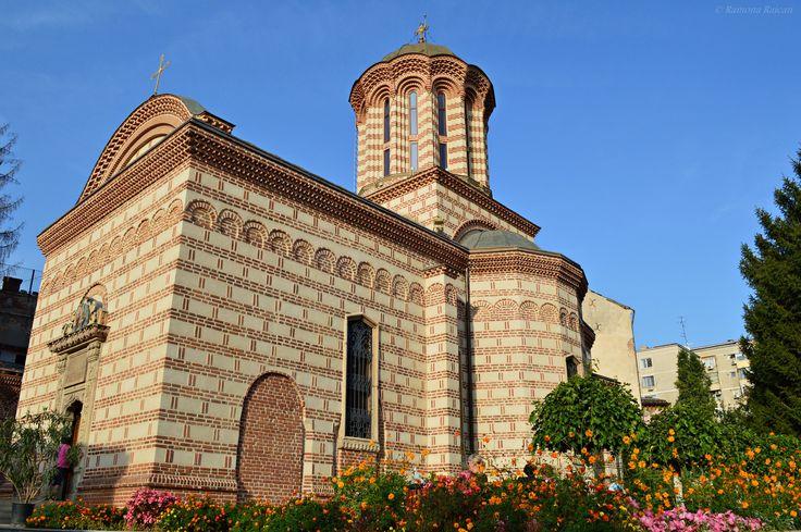 Biserica Sf Anton, curtea veche