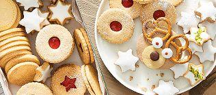 Karácsonyi sütemények-Tchibo