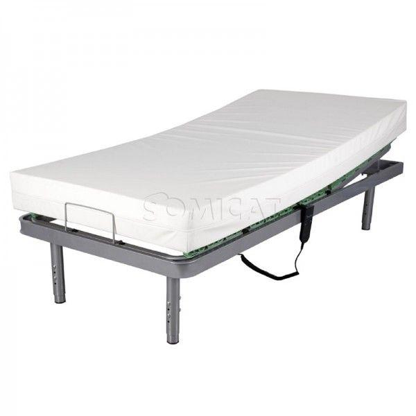Las 25 mejores ideas sobre patas somier en pinterest - Base cama almacenaje ...