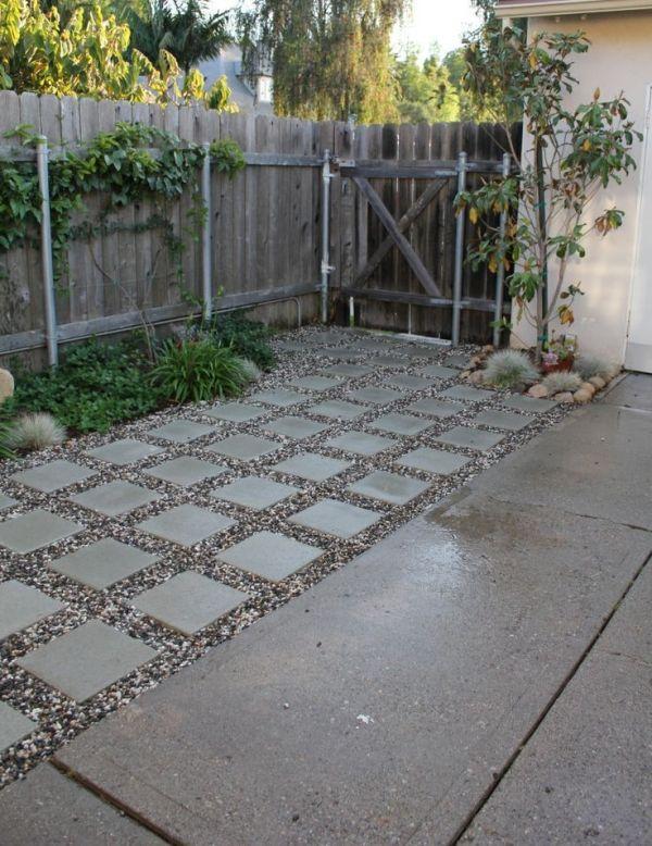 25 Best Ideas About No Grass Backyard On Pinterest No