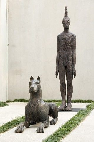 Deborah Bell - Interval, 2008, Bronze