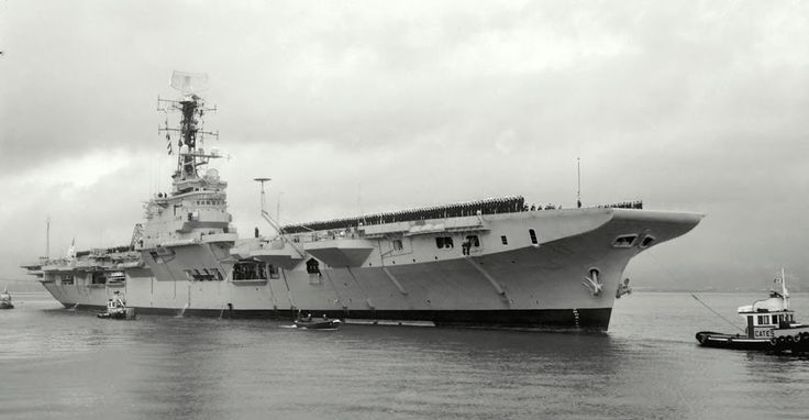 HMAS Melbourne (R21) was a Majestic-class light aircraft carrier of the Royal Australian Navy (RAN).