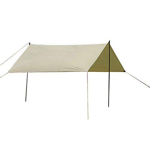 Hengfey Camping Shelter Sun Shade Tent Canopy Outdoor Awning Waterproof Anti UV