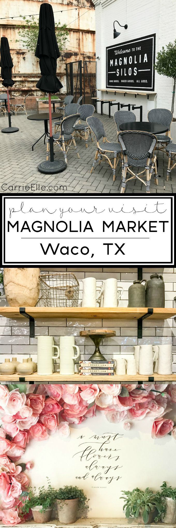 Everything You Need to Know to Plan Your Trip to Magnolia Market in Waco, Texas (and lots of pictures, too!)
