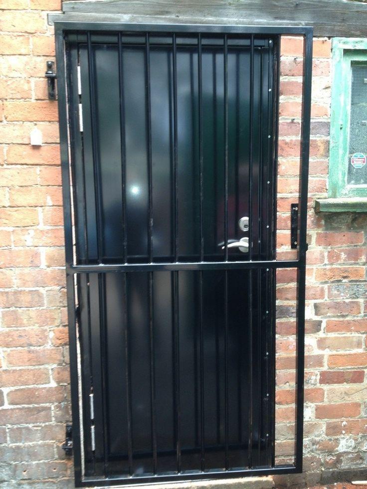 Internal Steel Security Doors