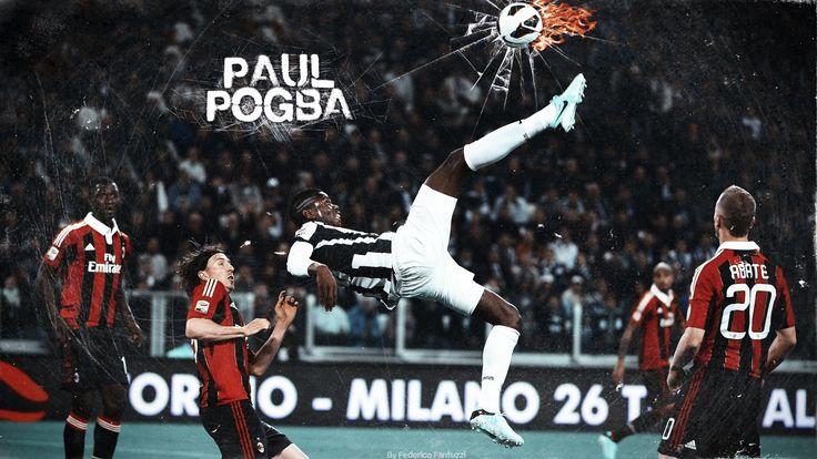 paul pogba 2014 desktop wallpapers