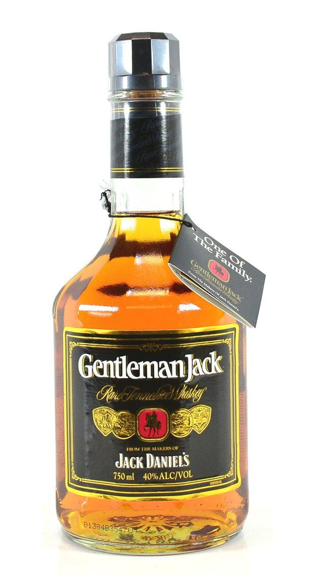 Jack Daniel's Gentleman Jack 750ml 3rd Gen Bottle 40% Abv