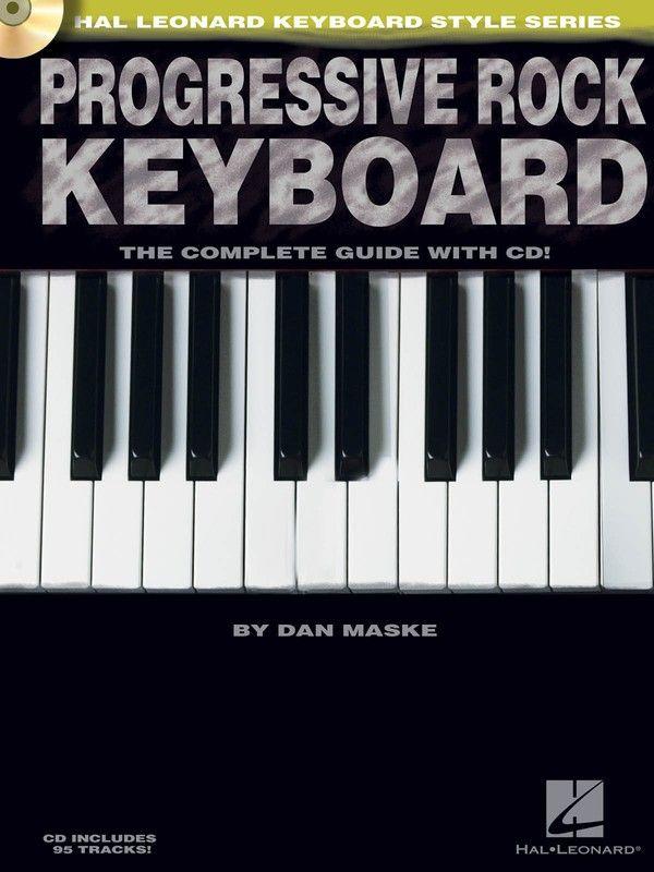 Progressive Rock Keyboard Progressive Rock Hal Leonard Music