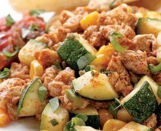 Southwestern Tofu Scramble | To-do recipes | Pinterest | Tofu Scramble ...