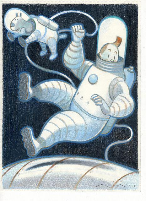 Tintin et Milou by Andrea Serio | Flickr – Condivisione di foto!